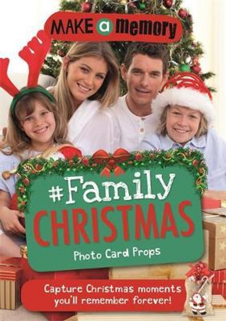 Jones, Frankie J. / Make a Memory #Family Christmas : 46 photo cards for your festive family moments