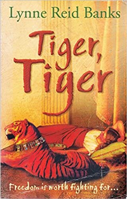 Banks, Lynne Reid / Tiger, Tiger