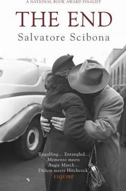 Scibona, Salvatore / The End (Hardback)