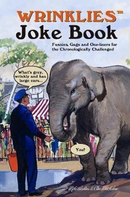 Haskins, Mike / Wrinklies Joke Book (Hardback)