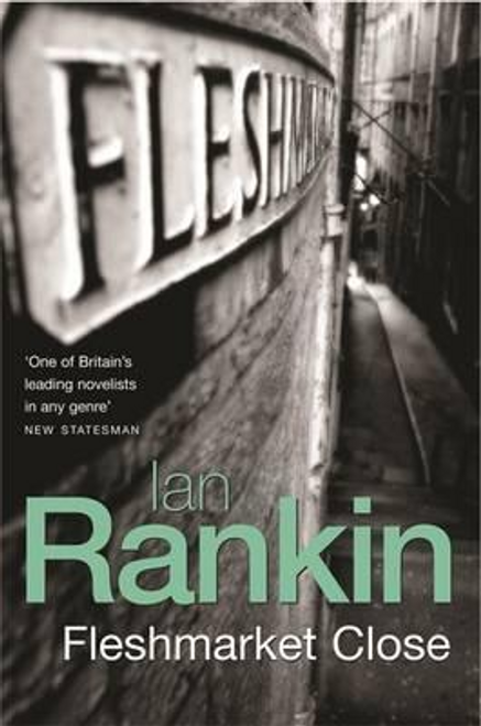 Rankin, Ian / Fleshmarket Close (Hardback)