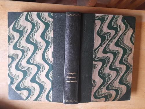 Zytphen- Adeler -Forretnings Ordbogen ( Danish Dictionary) -  Vintage HB 1944