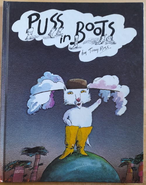 Ross, Tony - Puss in Boots - HB - Illustrated Children's 1981