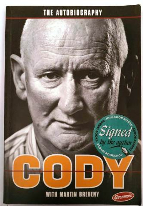 Brian Cody / Cody (Signed by the Author) (Paperback)