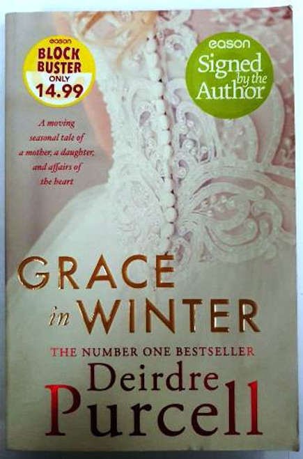Deirdre Purcell / Grace In Winter (Signed by the Author) (Paperback)