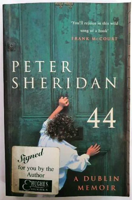 Peter Sheridan / 44 (Signed by the Author) (Paperback)
