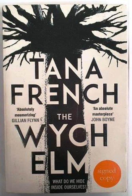 Tana French / The Wych Elm (Signed by the Author) (Paperback)