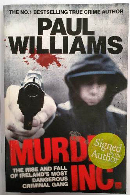 Paul Williams / Murder Inc (Signed by the Author) (Paperback)
