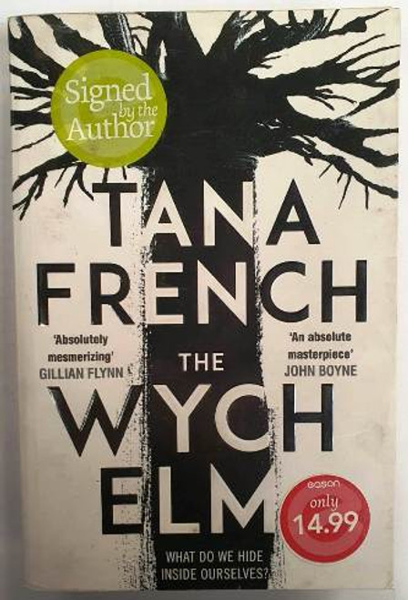 Tana French / The Wych Elm (Signed by the Author) (Paperback) (1)