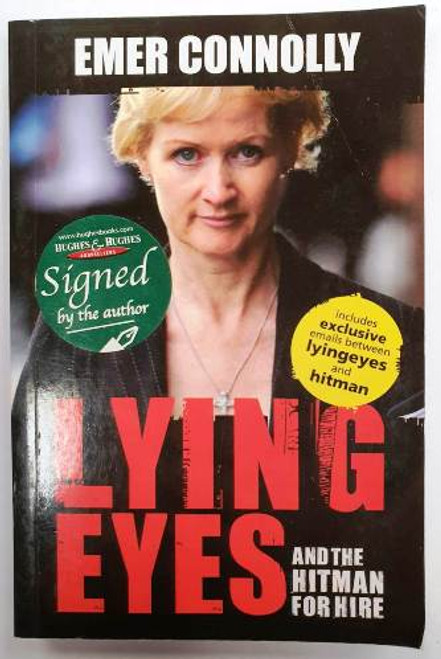 Emer Connolly / Lying Eyes (Signed by the Author) (Paperback)