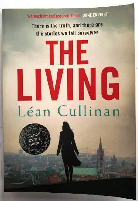 Lean Cullinan / The living (Signed by the Author) (Paperback)
