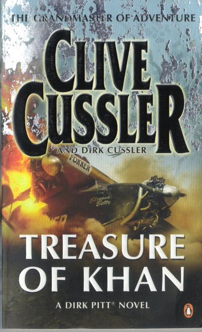 Cussler, Clive / Treasure of Khan