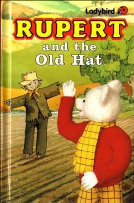 Ladybird / Rupert and the Old Hat