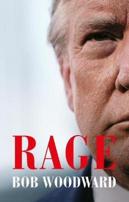 Woodward, Bob / Rage (Hardback)