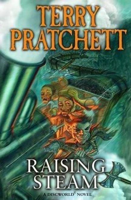 Pratchett, Terry / Raising Steam (Hardback)