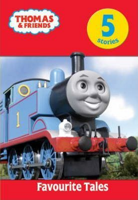Thomas and Friends: Favourite Tales (Hardback)
