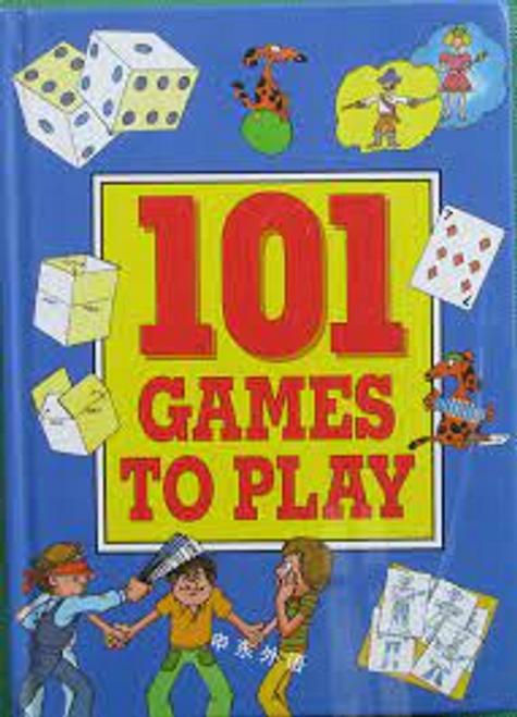 Cooper, Elizabeth / 101 Games to Play (Hardback)