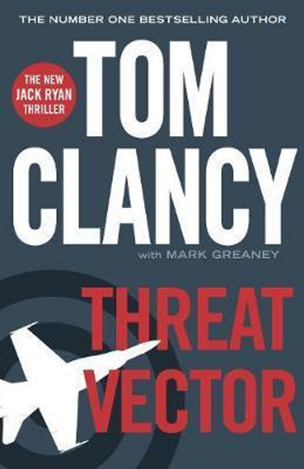 Clancy, Tom / Threat Vector (Hardback)