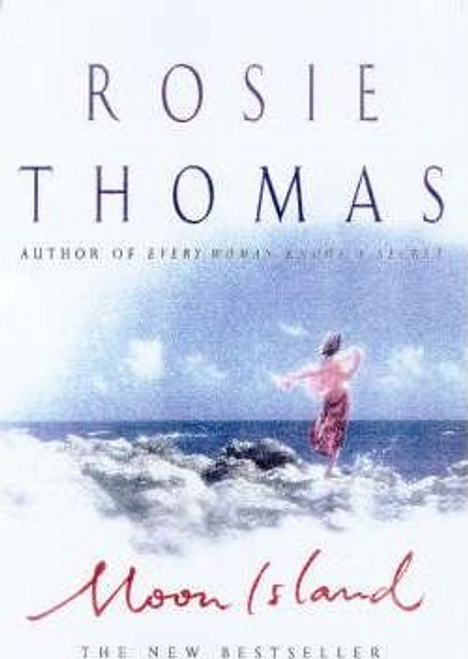 Thomas, Rosie / Moon Island (Hardback)