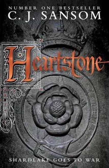 Sansom, C. J. / Heartstone (Hardback)