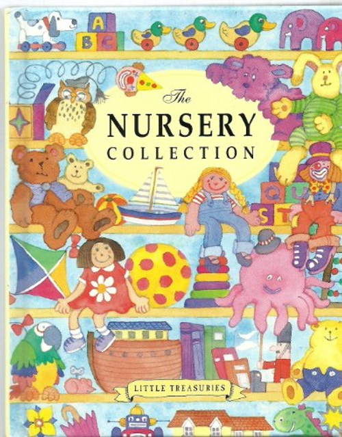 Repchuk, Caroline / The Nursery Collection (Hardback)