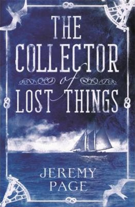 Page, Jeremy / The Collector of Lost Things (Hardback)