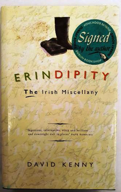David Kenny / Erindipity (Signed by the Author) (Hardback)