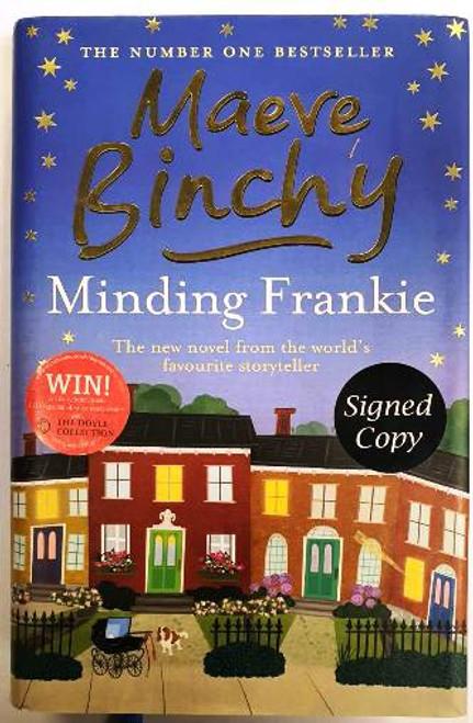 Maeve Binchy / Minding Frankie (Signed by the Author) (Hardback)