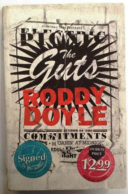 Roddy Doyle / The Guts (Signed by the Author) (Hardback)