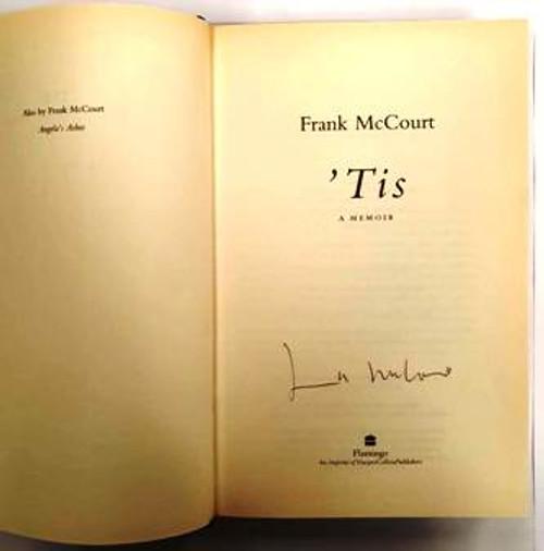 Frank McCourt / Tis (Signed by the Author) (Hardback)