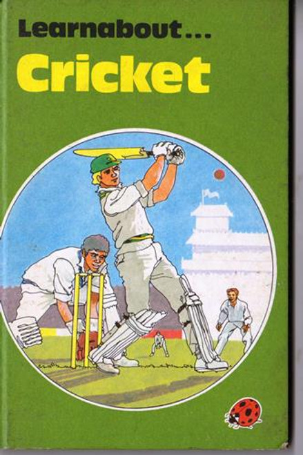 Ladybird / Learnabout... Cricket