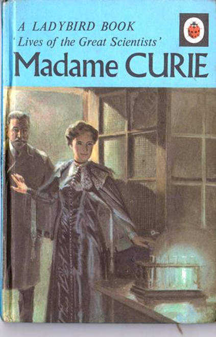 Ladybird / Madame Curie (Pre Barcode) (1)
