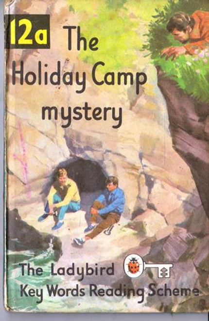Ladybird / The Holiday Camp Mystery (Pre Barcode)