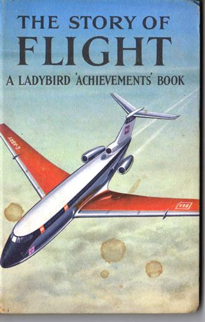 Ladybird / The Story of Flight (Pre Barcode) (2)