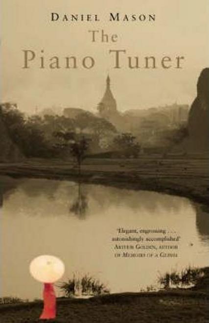 Mason, Daniel / The Piano Tuner (Hardback)
