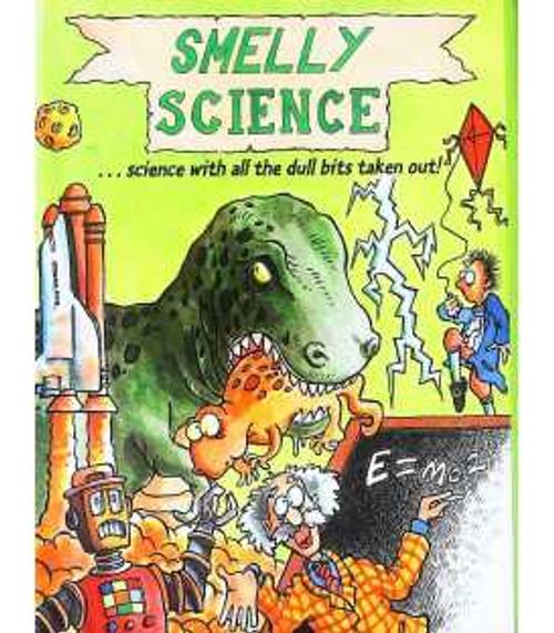 Hamer, Martyn / Smelly Science (Hardback)
