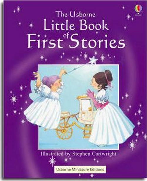 Amery, Heather / Little Book of First Stories (Hardback)