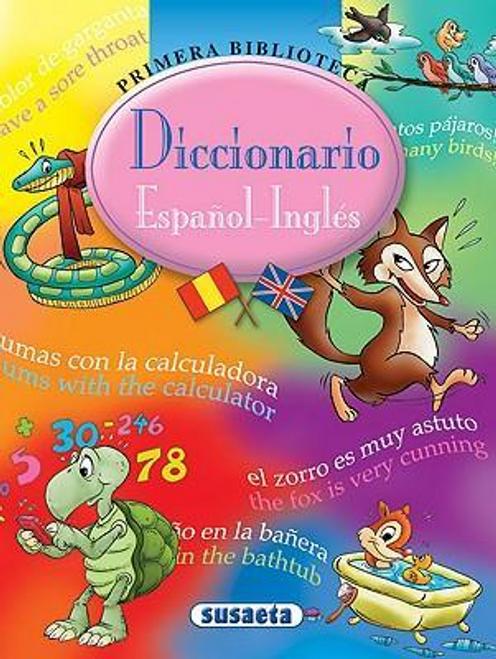 Susaeta: Diccionario Espanol-Ingles (Hardback)
