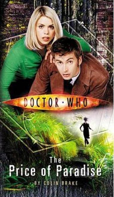 Brake, Colin / Doctor Who : The Price of Paradise (Hardback)