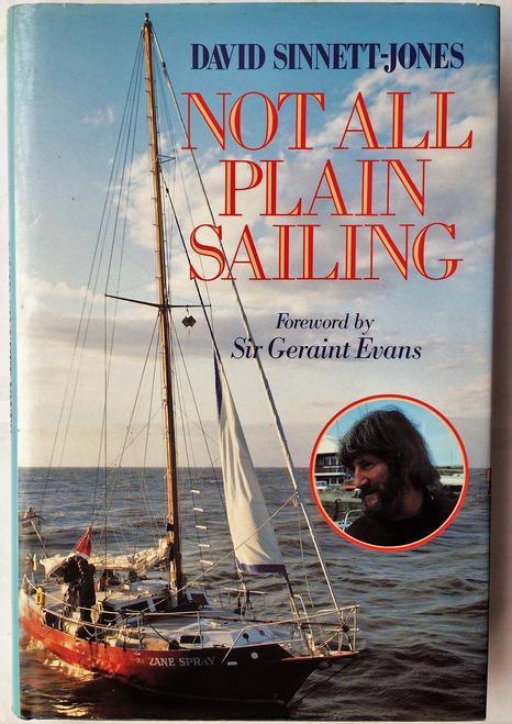Sinnett-Jong, David / Not All Plain Sailing (Hardback)