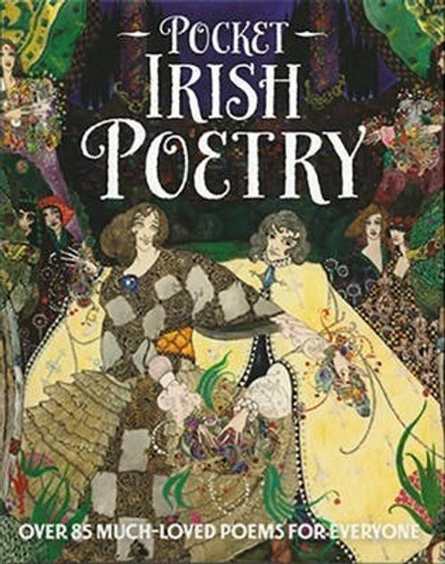 Potter, Tony / Pocket Irish Poetry (Hardback)