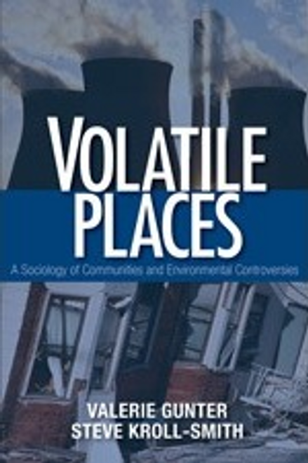 Gunter, Valerie J. / Volatile Places (Large Paperback)