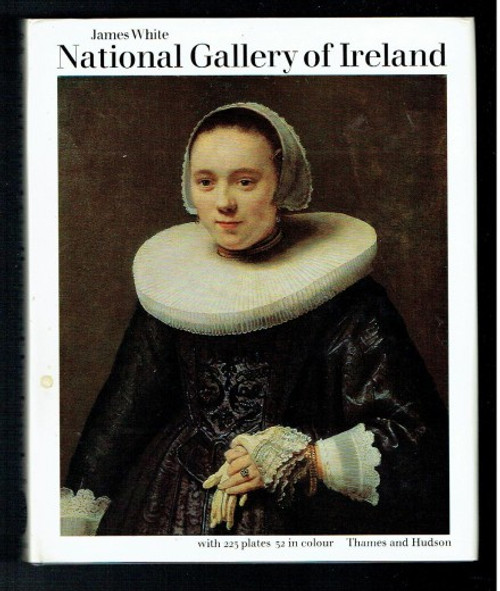 White, James - National Gallery of Ireland - HB - 1st Edition 1968 - Illustrated