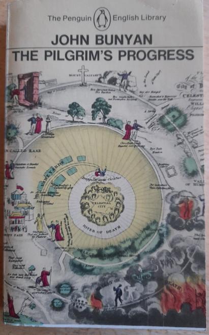 Bunyan, John - The Pilgrim's Progress - Vintage Penguin English Library PB