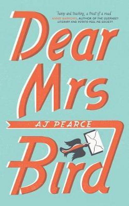 Pearce, A. J. / Dear Mrs Bird (Large Paperback)