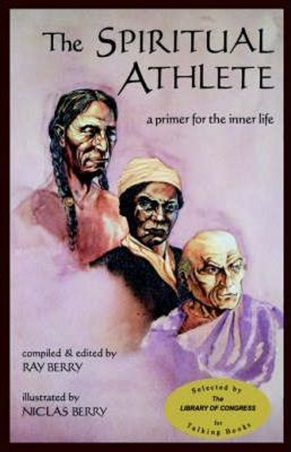 Berry, Ray / The Spiritual Athlete (Large Paperback)