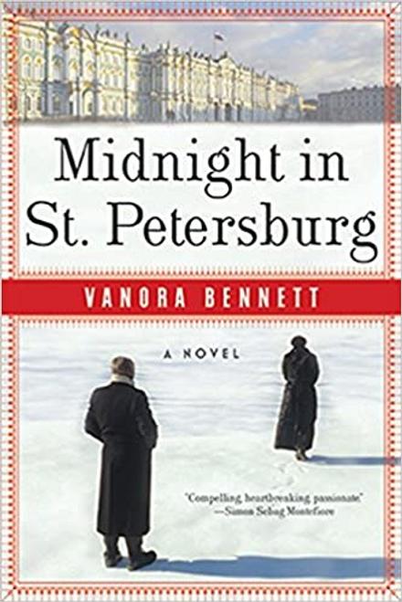 Bennett, Vanora / Midnight in St. Petersburg (Large Paperback)