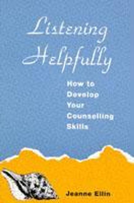 Ellin, Jeanne / Listening Helpfully (Large Paperback)