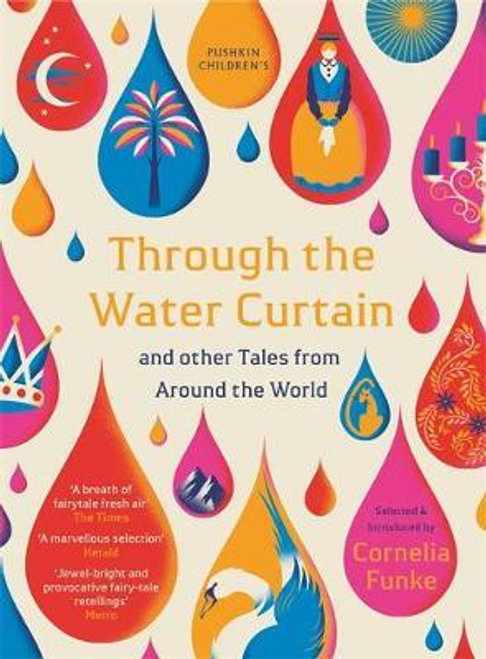 Funke, Cornelia / Through the Water Curtain and other Tales from Around the World (Large Paperback)