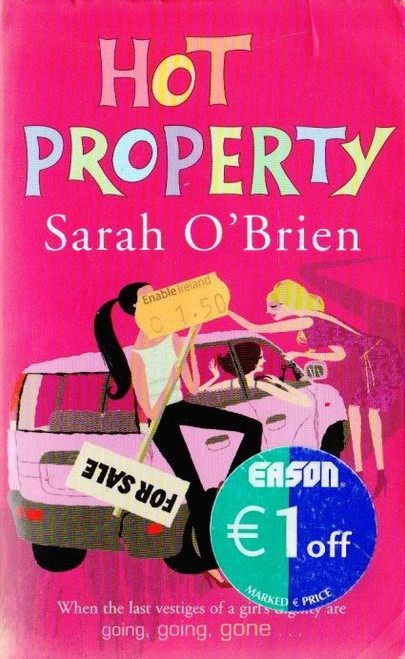 O'Brien, Sarah / Hot Property